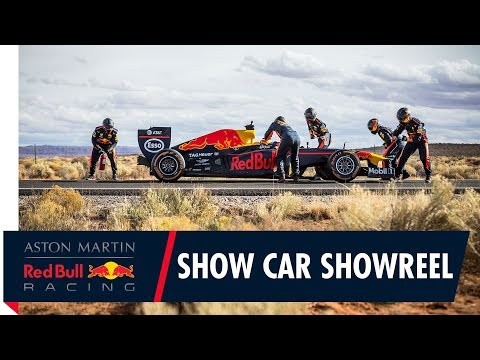 Pushing The Boundaries | The Red Bull Racing Show Car Showreel
