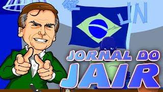 JN - JORNAL DO BOLSONARO! NOTÍCIAS DIRETO DO PRESIDENTE!