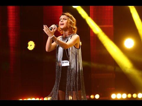 """Frank Sinatra - """"That's life"""". Vezi aici cum cântă Ilinca Maria la X Factor!"""