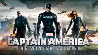 Captain America The Winter Soldier OST 09 - Taking A Stand by Henry Jackman