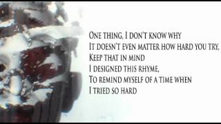 Linkin Park - In The End Lyrics HD