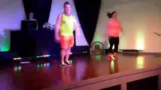 "DnDZumba Choreo to ""Chiki (feat. Tony Gomez & Ragga Ranks)"