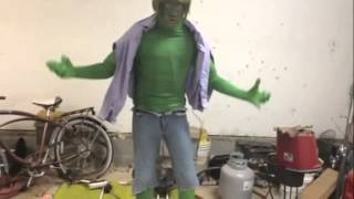 The Incredible Hulk Web Series Intro