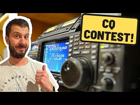 Contesting LIVE! Trans-Tasman Low-Band Contest | Let's Get on the Radio