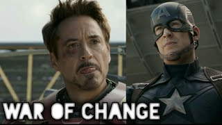Captain America: Civil War | War of Change
