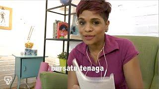 Jaclyn Victor - #bersatuTENAGA