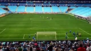 Treino do Grêmio - Dia das crianças