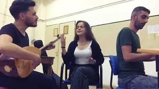 Berna Karagözoğlu - Ağla Gözüm (COVER)
