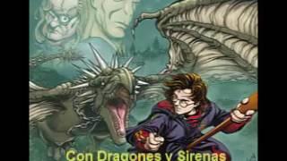 Harry Potter en 99  segundos - Con Fanarts (Sub. español )