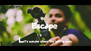 ADVENTURE | Escape - Let's wander where wifi is weak | Bit Mesra Travel Vlog | Dji OSMO +