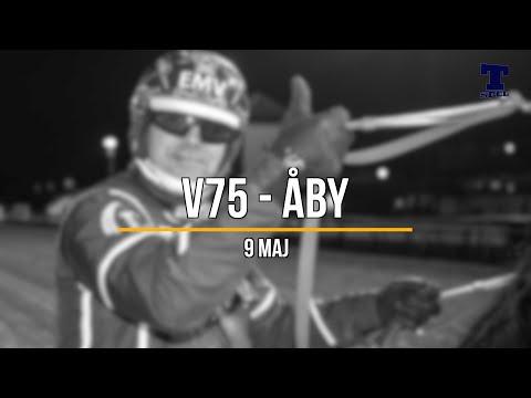 V75 tips Åby 9 maj