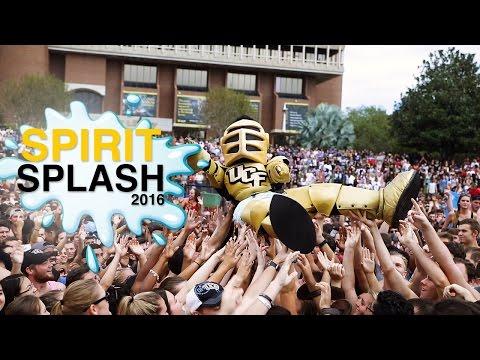 Spirit Splash 2016