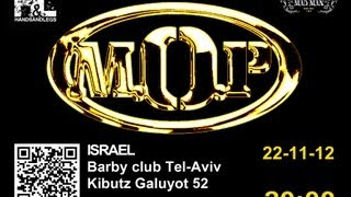 M.O.P IN ISRAEL 22th NOV-2012