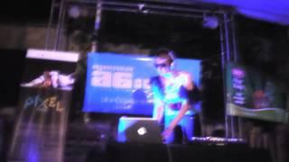 Fiesta Afro - Dj Francia Pavlova - A 6 Cuerdas 2015