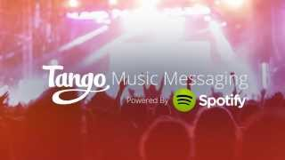 Tango powered by Spotify video