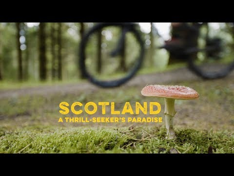 Scotland - A Thrill-seeker's Paradise