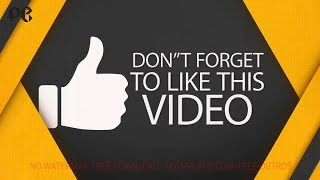 Get 12 Best Free YouTube Outro Templates Download - 3D - HD - Easy To Use - NO Watermark