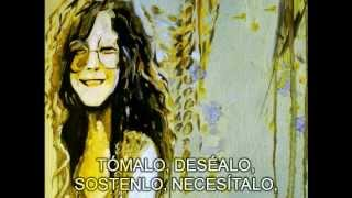 JANIS JOPLIN  Get It While You Can  Subtitulos en Español