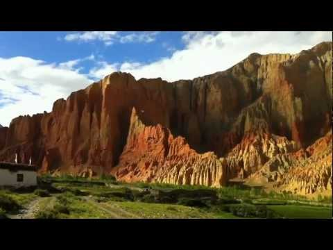 Trek au royaume du Mustang HD (v2)