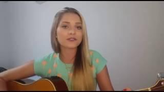 Amor de Interior - Luan Santana (Cover Natalia Gival)