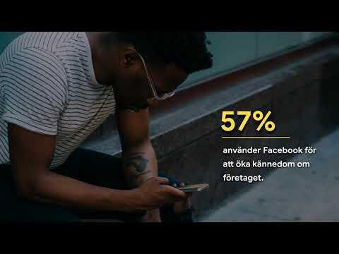 Hur många svenska företag använder Facebook - och varför? Hur går det till att annonsera på sociala medier? Och vad bör jag tänka på för att nå ut med mitt budskap? I vårt nästa webbinarium om digital marknadsföring har turen kommit till sociala medier. Registrera dig nu och ta del av en halvtimme fullproppad med tips och tricks som får ditt företag att sticka ut i bruset.   Presentationen leds av Sean Ronan och Jill Olsson Arnell.
