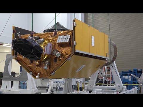 En órbita Sentinel-6, guardián de los océanos desde el espacio