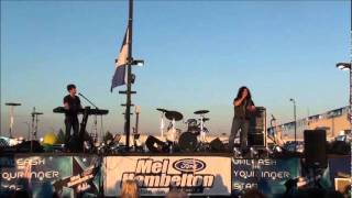 """Tim Halperin and Chris Medina Perform """"What Are Words"""" Live At Mel Hambelton Ford"""