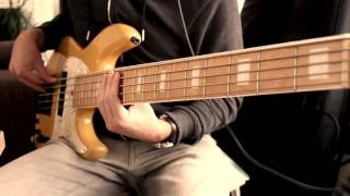 Electro Deluxe - Majestic (Bass Cover)