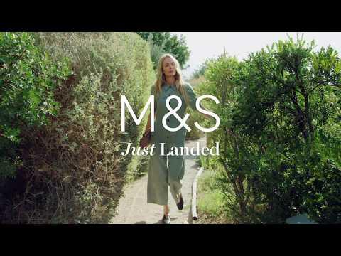 marksandspencer.com & Marks and Spencer Promo Code video: M&S | Just Landed March 20