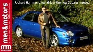 Richard Hammond test drives the new Subaru Impreza width=