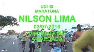 UDI 42 MARATONA NILSON LIMA 03 07 2016 UBERLÂNDIA MG
