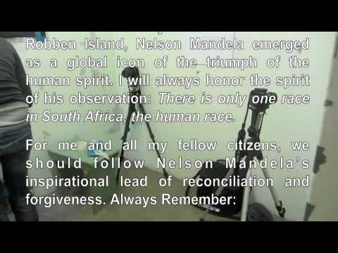 PAUL HODGE: NELSON MANDELA PRISON, SOLO AROUND WORLD IN 47 DAYS, Ch 59, Amazing World in Minutes