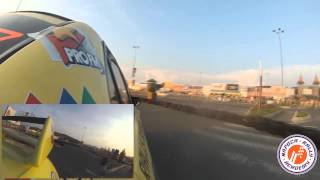 Danny Ungur / Toni Avram, Super Speciala Polus - Transilvania Rally 2013, on-board camera pip