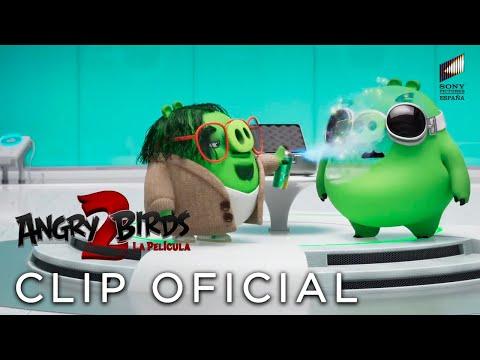 ANGRY BIRDS 2: LA PELÍCULA. Los enemigos se unirán. En cines 23 de agosto.