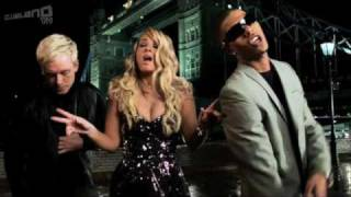 N-Dubz ft Mr Hudson Playing With Fire lyrics HD HQ
