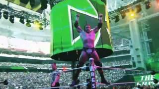 Triple H Custom Titantron with Arena Effect
