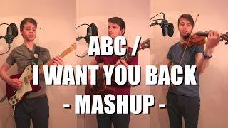 The Jackson 5 ► ABC/Want You Back (Mashup Cover) | Owen Denvir