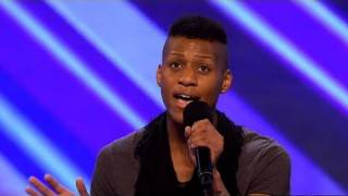 Lascel Woods' audition - The X Factor 2011 (Full Version)