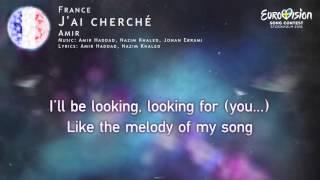 Amir - J'ai cherché (France)