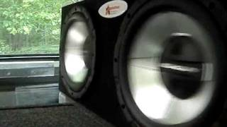 Best Car Audio Bass Songs Request 3 w/ Loud Hard Hitting Subwoofer SPL Flex & Crazy Shirt Tricks