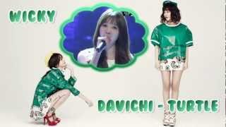 Davichi(다비치) - Turtle(거북이) COVER