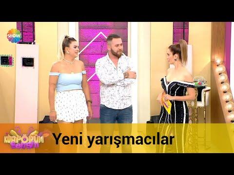 Yeni yarışmacılar: Dilara ve Mustafa Çatıkkaş