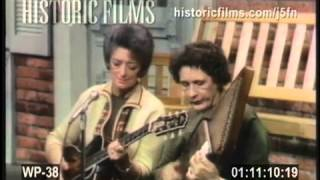 THe ORIGINAL CARTER FAMILY - Little Moses ( Sara & Maybelle Carter)