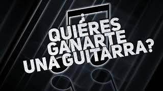 ¿Quieres ganarte una guitarra?