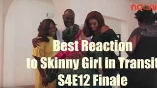 Best Reaction to Skinny Girl in Transit S4E12 FINALE #TIWAMIDE18 #NDANITV width=