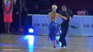 World Ch. Youth LAT 2012 - Semi-Final Paso Doble - Giacomo Lazzarini & Roberta Benedetti