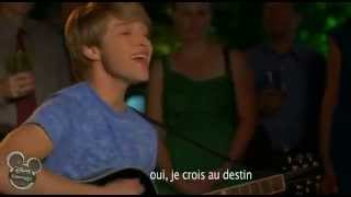 Sterling Knight Hero Acoustic HQ HD +LYRICS (Official Music Video) starstruck