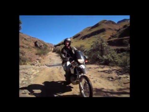 Sani Pass 2007 Will & Nico