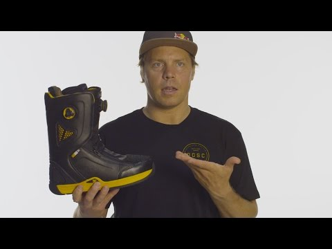 DC SHOES: TRAVIS RICE 2017 SIGNATURE SNOWBOARD BOOT
