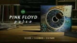 Pink Floyd - TV Ad: Pulse
